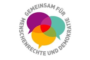 Gemeinsam für Menschenrechte und Demokratie